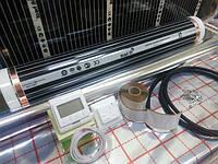 Нагревательная пленка 1х4м HiHeat М100 (Корея) комплект без регулятора