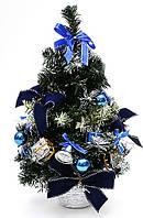 Декоративная елка в горшке, 40см