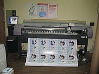 Широкоформатная печать на экосольвентном принтере MIMAKI