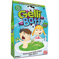 Снег для ванной Gelli Baff Green Джелли Бафф зеленый 300 г