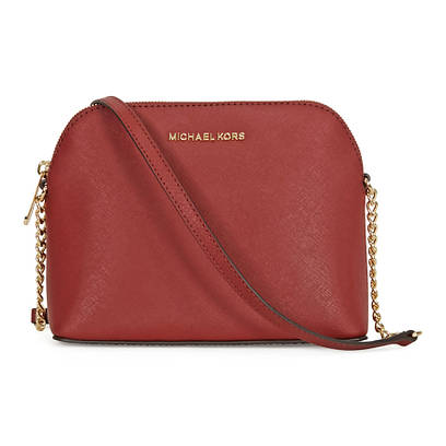 Новинка Сумка Michael Kors Cindy Large Saffiano Leather Crossbody - Brick  MK32H4GCPC7L-616 d1c3a06e20e
