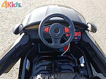 Детский электромобиль Mercedes 2188 + EVA колеса + Кожа сидение + 2 мотора по 25 ватт или по 45 ватт, фото 3