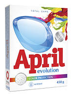 Порошок April Evolution Color protection автомат 450 г