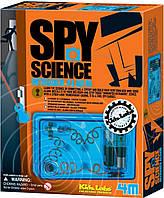 Детская лаборатория Набор шпиона: Сигнализация