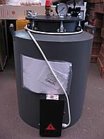 Автоклав электричекий для домашнего консервирования 40 л - на болтах