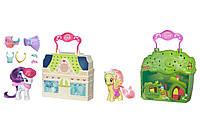 "Мини игровой набор Пони ""Мейнхеттен"" My Little Pony Hasbro B3604"