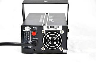 Лазерный проектор -стробоскоп  M62    .f, фото 3