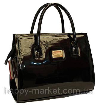 Сумка женская классическая Fashion  Искусственная кожа 552801-6 черная , фото 2