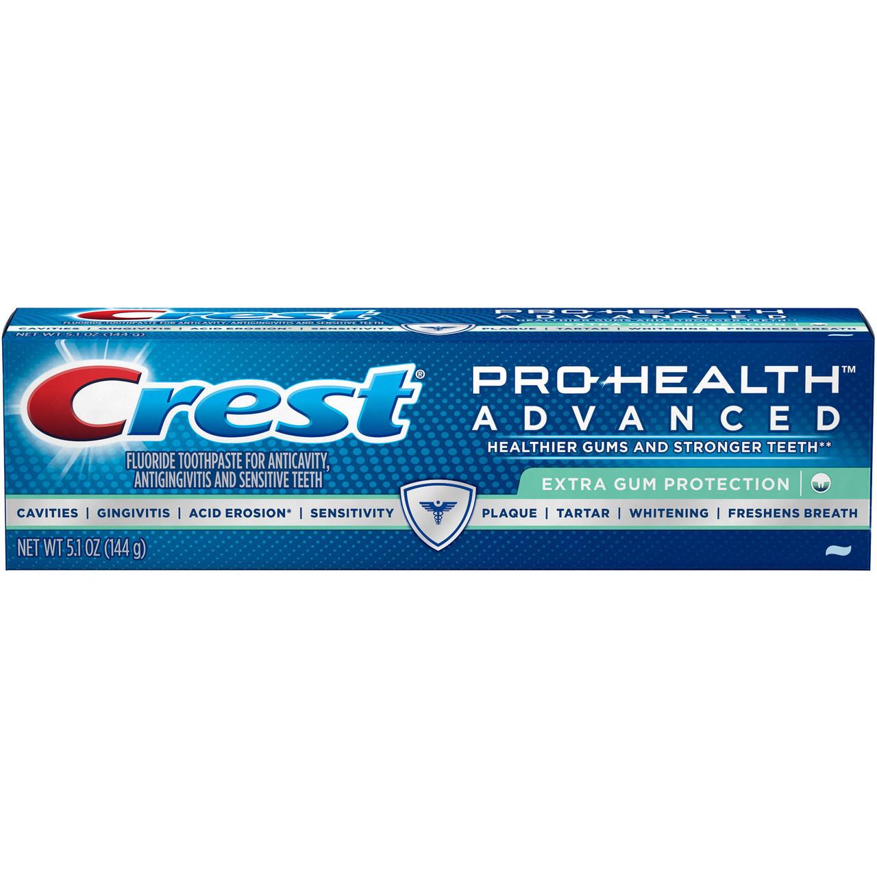 Crest Pro-Health Advanced Extra Gum Protection - Зубная паста, 144 г