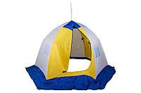 Палатка зимняя СТЭК ELITE 3 местная, фото 1