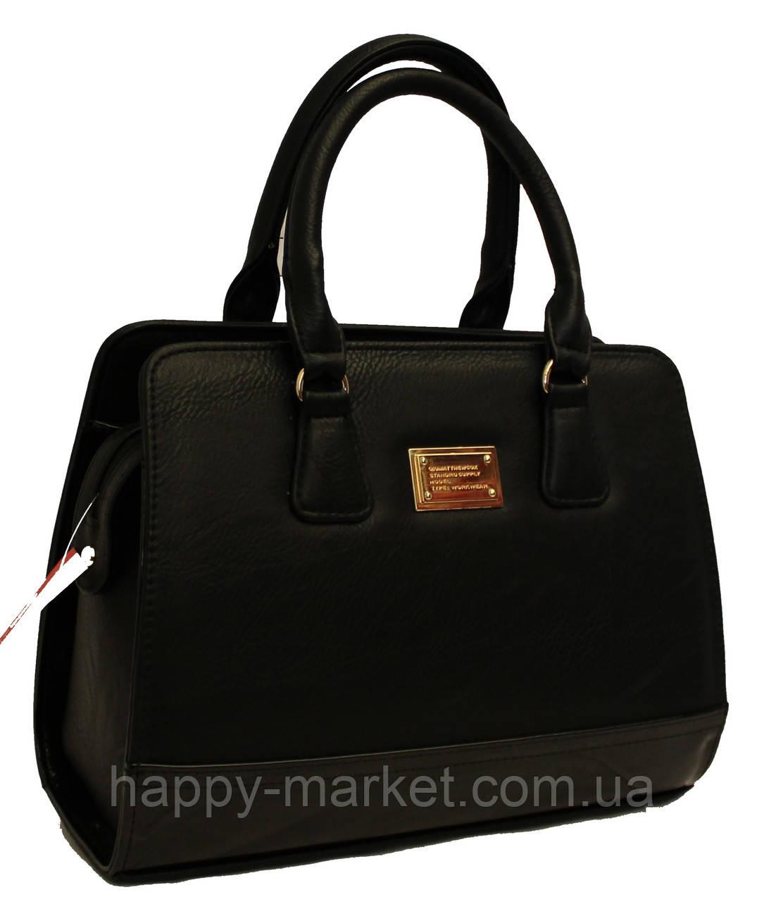 Сумка женская классическая каркасная Fashion 553001-10