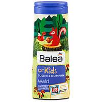 Шампунь-гель для душа Balea for Kids Wald 300 ml.