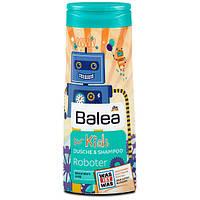 Шампунь-гель для душа Balea for Kids Roboter 300 ml.
