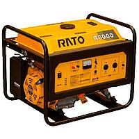 Бензиновый генератор Rato R6000WTE (6933027200099-R6000DWVT)