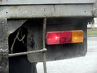 Оригинальный задний правый фонарь ФП-130Б КАМАЗ, МАЗ, ГАЗ, КРАЗ 24В/12В ФП130Б ГОСТ6964-72. Сделано в СССР