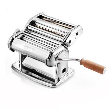 Тестораскаточная машинка-лапшерезка ручная механическая iPasta Imperia 150 mm Италия