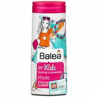 Шампунь-гель для душа Balea for Kids Mode 300 ml.