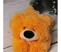 """Плюшевая игрушка """"Медвежонок"""" лежачий 90 см ,карамельный"""