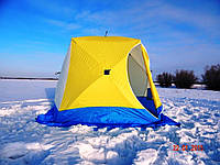 Палатка зимняя СТЭК Куб 4 местная