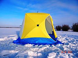Палатка зимняя СТЭК Куб 3 местная