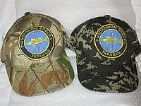 Подарок для рыбака Рыболовные войска. Кепка камуфляжная милитари/Пиксель, фото 1