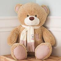 """Плюшевая игрушка """"Медвежонок Teddy"""" 130 см ,карамельный"""