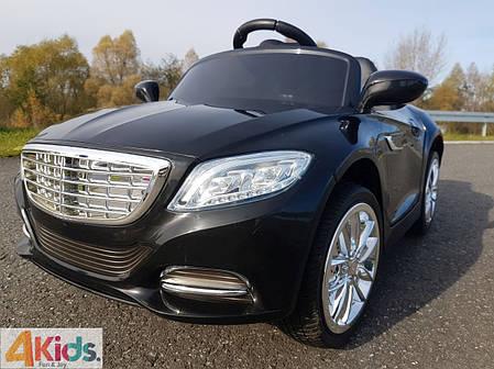 Детский электромобиль Mercedes 2188 + EVA колеса + Кожа сидение + 2 мотора по 25 ватт или по 45 ватт, фото 2