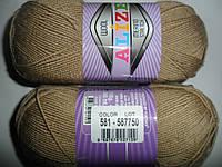 MERINO STRETCH 581 47 %шерсть - % 47 акрил - % 6 ПБТ эластик
