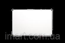 Доска маркерная 35х50 см сухостираемая в алюминиевой рамке S-line ABC Office. Магнитно маркерна
