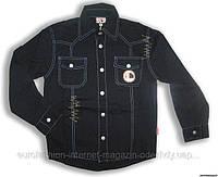 Курточка легкая темно-синяя, 8 лет - сток AMERICANINO
