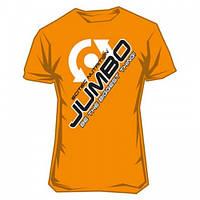 Футболка T-shirt Jumbo Scitec Nutrition (оранжевая)
