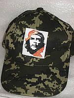 Бейсболка ′Че Гевара ′ Кепка камуфляжная милитари/Пиксель