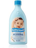 Детская успокаивающая пена для ваннойBabyloveс экстрактом ромашки 1000 ml.
