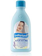 Расслабляющий гель для купания Babylove с лавандой 500 ml.