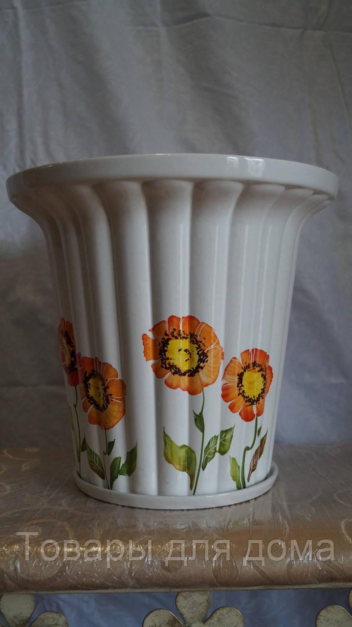 Вазоны для цветов 047 - Товары для дома в Одессе