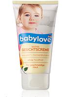 Детский крем для лица BabyloveGesichtscreme 75 г.