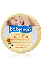 Детский крем для лица и тела BabyloveZartcreme 150 г.