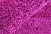 Полотенца Le Vele баня фуксия