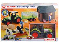 Машинка Сельскохозяйственный Трактор Dickie 3608000