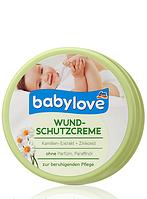 Защитный крем Babylove Wundschutzcreme 150 г.