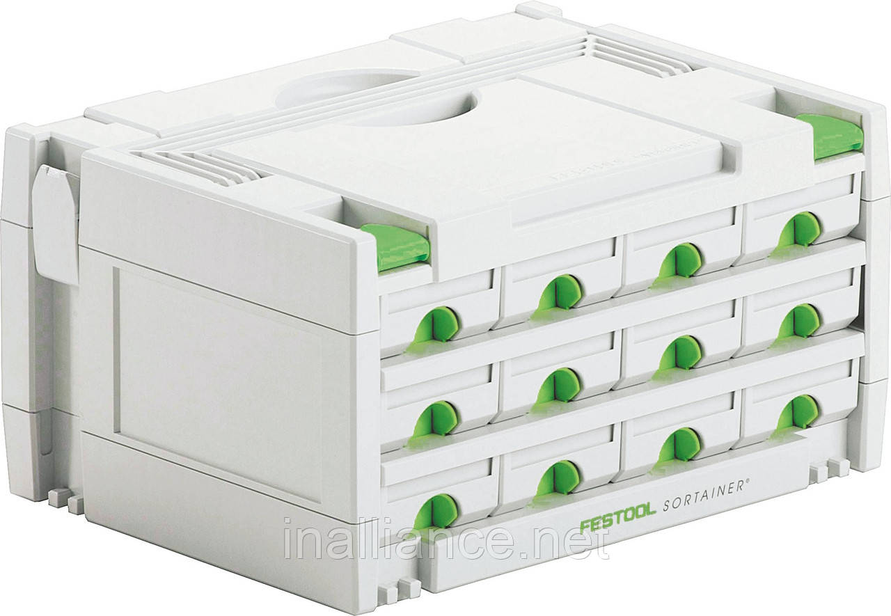 Сортейнер SYS 3-SORT / 12 Festool 491986
