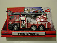 DICKIE Пожарная машина с лестницей 3712008