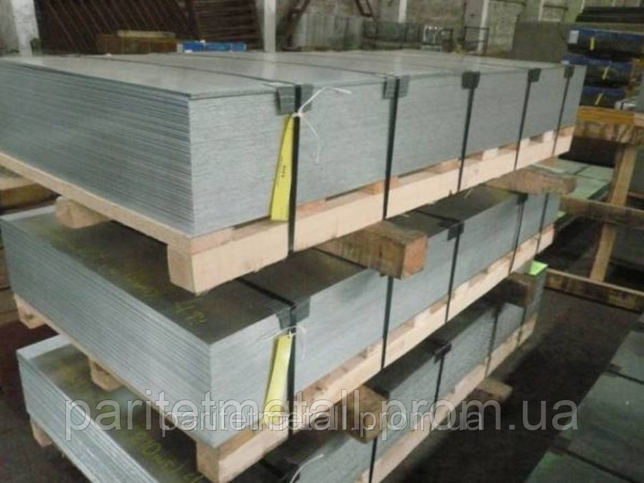 Лист нержавеющий 0,5, 0,8, 1мм. сталь (08)12Х18Н10Т (AISI 321)