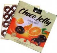 Галареткы Pomorzanka Choco Jelly круглые 175г