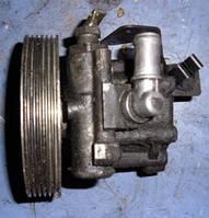 Насос гидроусилителя руля ( ГУР  шкив 6 ручейков D 126 )FiatScudo 2.0, 2.0jtd1995-20079640906480 , ZF 7613