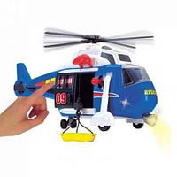 Вертолет интерактивный Speed Champs Dickie 3308356