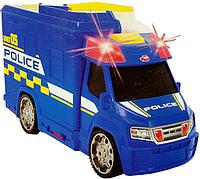 Машинка Полицейский Фургон с аксессуарами Dickie 3716005