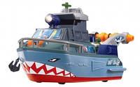 Игровой набор Корабль Военный Шторм с лебедкой Dickie 3308365