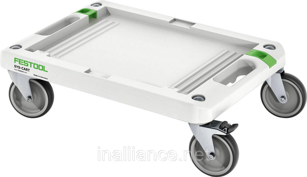 Доска роликовая SYS-Cart RB-SYS для систейнеров Festool 495020