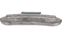 Грузик набивной для стальных дисков 55 г